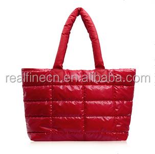 988470a61 2015 de Inverno Mulheres Outono Grande Bolsa Para Baixo Saco Casaco De  Algodão-acolchoado Jacket