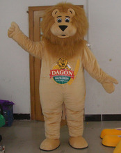 plush adult lion mascot costume cosplay cartoon animal adult lion mascot costume
