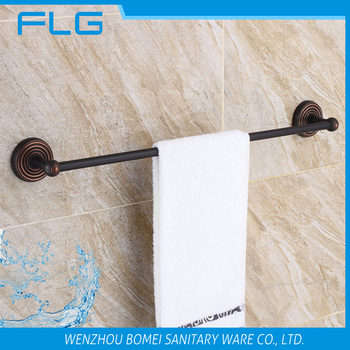 Household Hotel Bathroom Accessories Wall Mounted ORBTowel Bar BM6320B Towel Holder Oil Rubbed Bronze