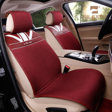 Wholesale Auto Australia Sheep Long Fur Car Seat Covers 5 colours Wool Car Seat Covers