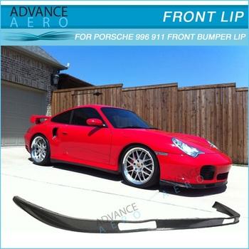 For 01 02 03 04 05 996 Porsche 996 911 Oe Style Front Bumper Lip Spoiler Bodykit Turbo Carrera 4s Buy For Porsche 996 911 Front Bumper Lipfor 02 03