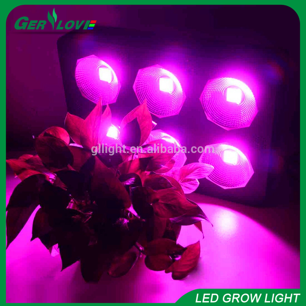 2016 cheap led grow light cob 600 watt led grow light full spectrum best cooling device cob led