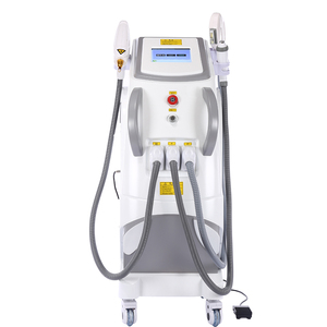 Hot section for beauty salons OPT/E light/RF/laser beauty machine