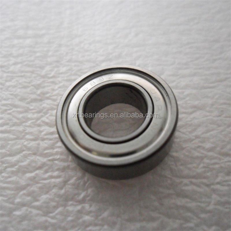 NSK 698ZZ Deep Groove Ball Bearings 8x19x6mm