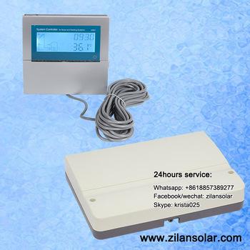 Sr91 Solar Water Heater Controller For Split Solar Water Heater Controller  - Buy Sr91 Solar Water Heater Controller,Heater Solar Water Temperature