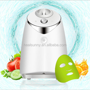 Home Beauty Spa Skin Treatment Machine Fruit Facial Mask Maker Machine