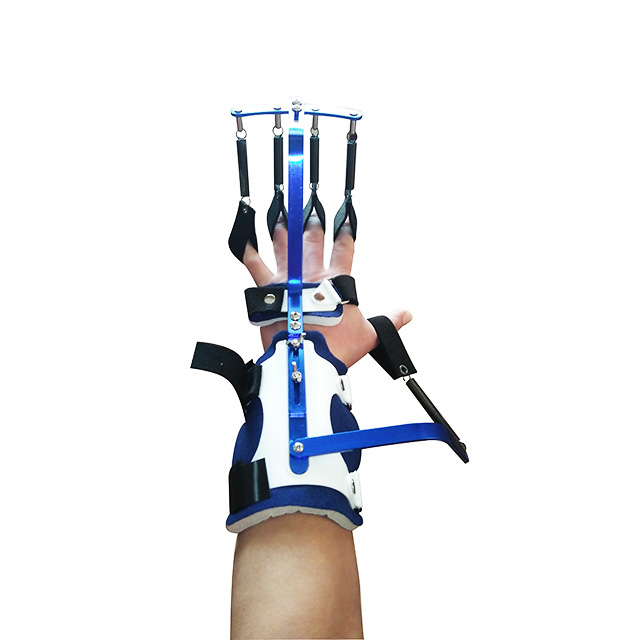 Fingers Protection Injury Support Brace Pain Splint Dip