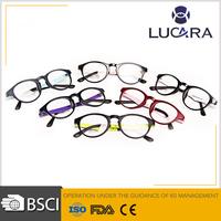 high quality optical glasses vintage horn spectacles eyewear optical frame