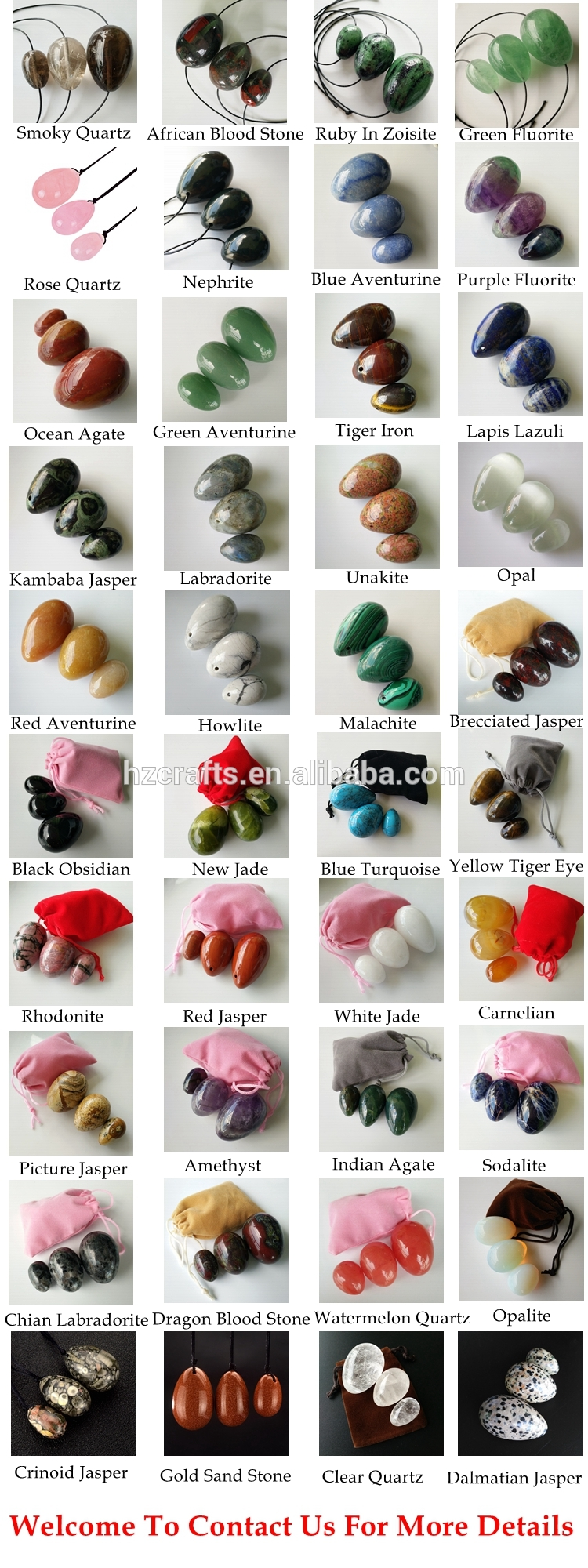 Low price of healing jade eggs for keggle exercises women kegel egg exercise wholesale marking