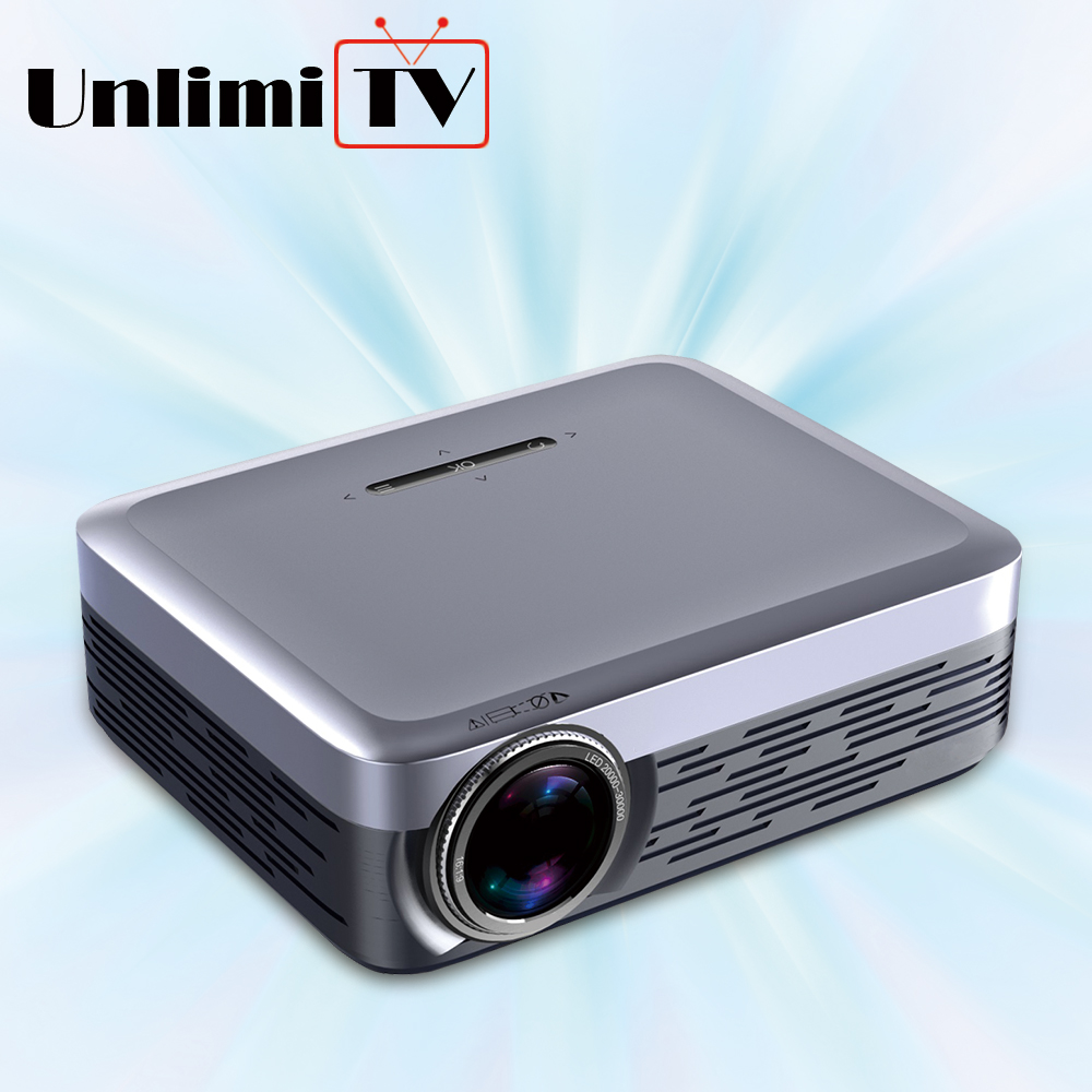 New arrival home cinema video projector full hd 1080p 1920 x 1080 projector