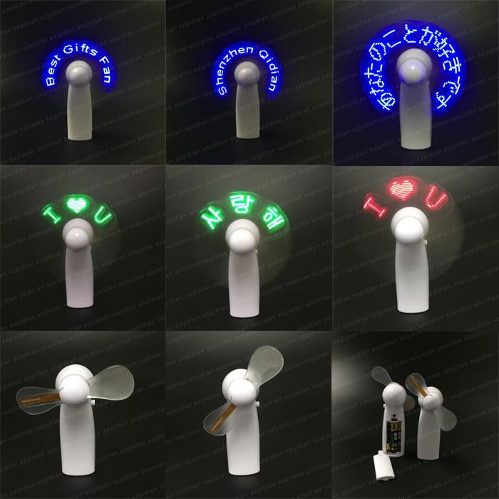 Good Haushaltsgeräte Kleine Led Licht Handheld Mini Colling Fan Blattloser  Ventilator Für Feste Nachrichten Idea