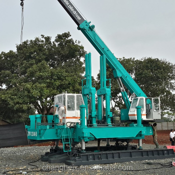 Zyb 120 Hydraulic Sheet Injection Piling Machine Pile Driver - Buy  Hydraulic Piling Machine,Sheet Pile Driver,Injection Pile Machine Product  on