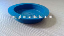 Plastic widely used flange face protective covers
