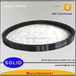 Ribbed Rubber Timing belt,Poly v belt SOLID