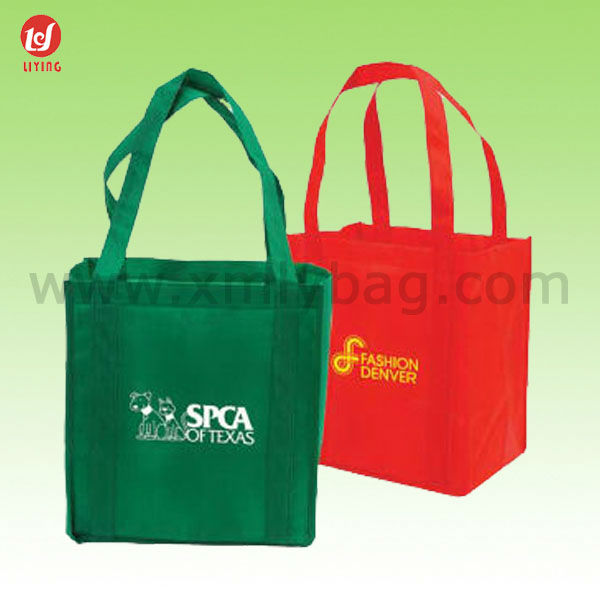 Reusable Environment-friendly Non Woven Advertising Bag