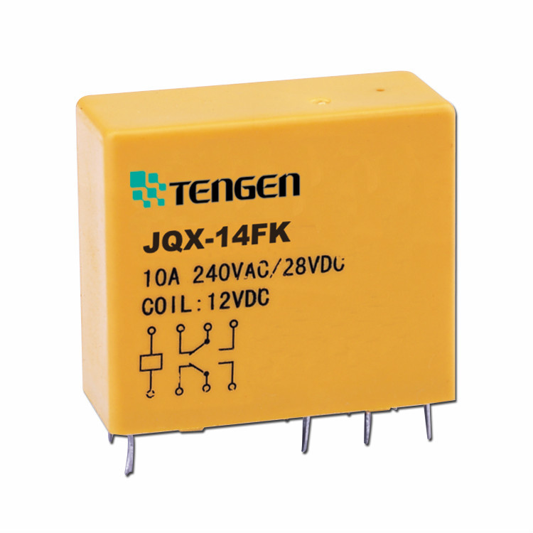 Hot Sales Good Price High Quality Relay Jqx14f Miniature Power
