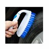 high quality car wheel cleaning brush with holder