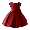 bulk wholesale kids clothing red party princess baby girls dresses