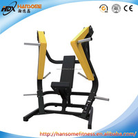 2017 Hot sale!! Handsome fitness wild chest press HDX-H002 free weight gym equipment