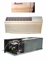 Amana and Carrier Heating/Air Conditioning Units