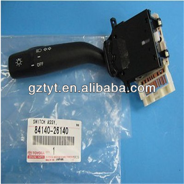 Turn Signal Headlight Dimmer Switch 84140-26140 for toyota