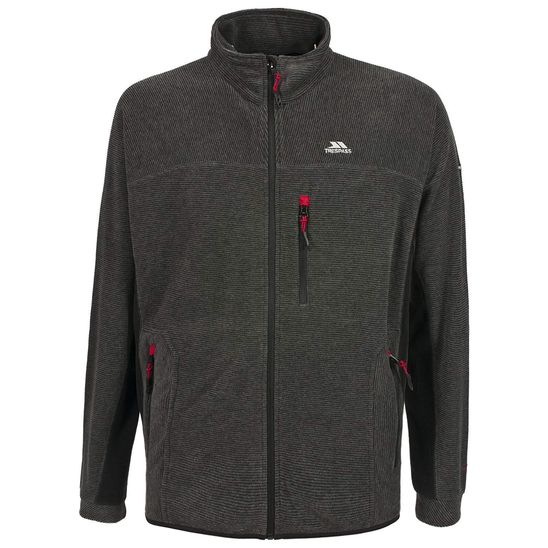 Trespass Mens Jynx Full Zip Fleece Jacket