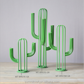 Decoration Modern Artistic Metal Cactus Decoration Buy Cactus