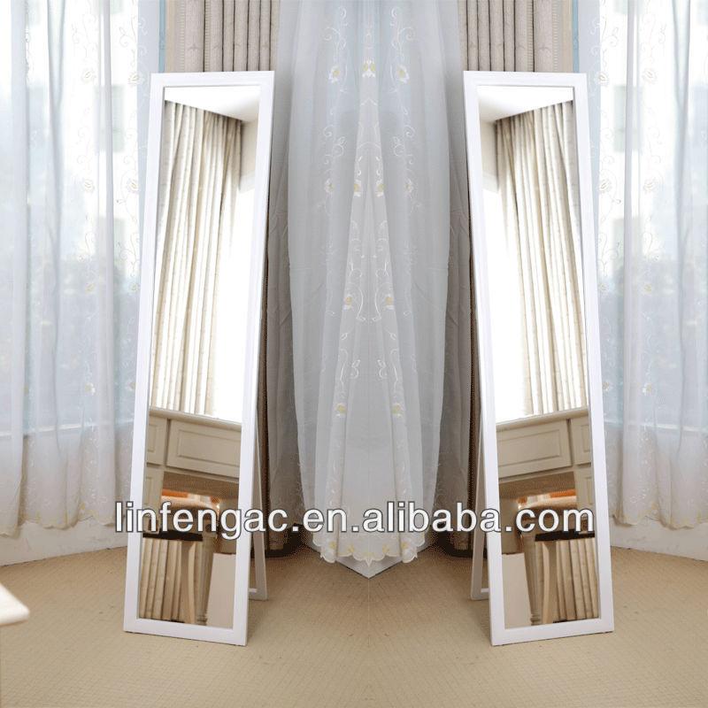 Baratos de pie del piso decorativo de gran dormitorio de for Espejos de pie de diseno