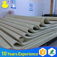 China Manufacturer Custom SBR Rubber Sheet For Mat