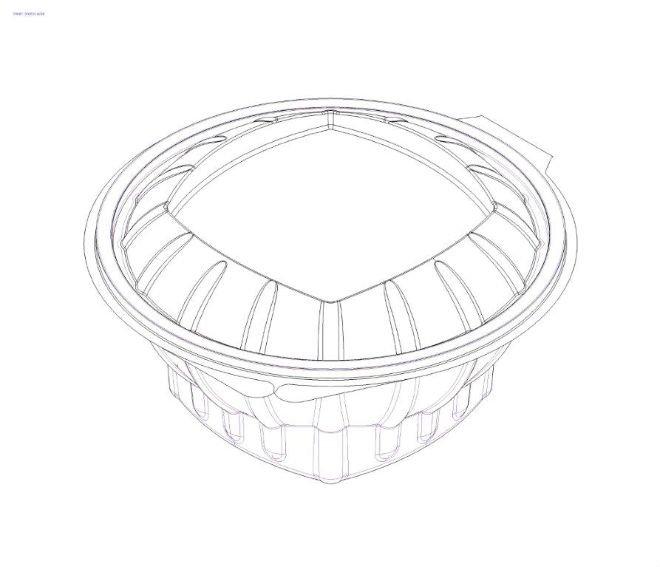 Hinge Salad Bowl Hinge Salad Bowl Suppliers And Manufacturers At