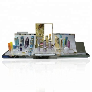 A-3C0013Acrylic Cosmetic Display Table supplier