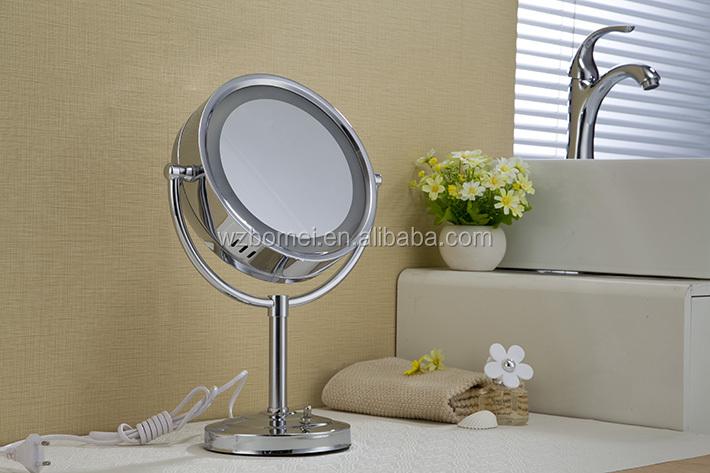 Hot Koop Beauty Tafel Decoratieve Led-verlichting Kapsalon Spiegels ...