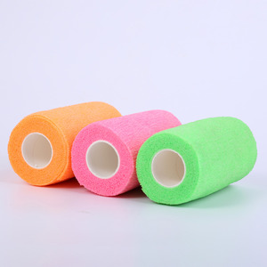 Self adhesive Bandage Finger Wrap Easy Tear Medical Supplies (FDA/ISO/CE approved)