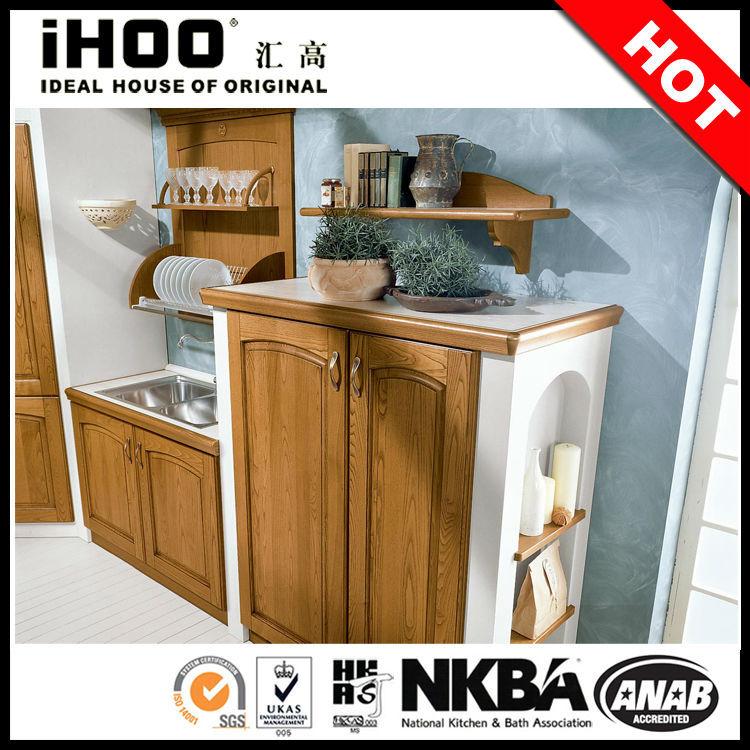 Dise o franc s cocina de madera cocina extractor mueble cocina precio para la venta o al por - Extractor cocina barato ...