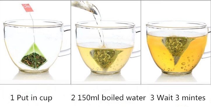 Clear inner heat Mint tea Honeysuckle herbal Tea with ISO&HACCP - 4uTea | 4uTea.com