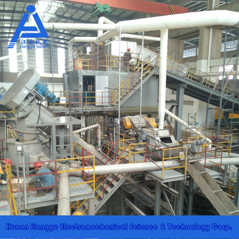 Waste Lead Acid Battery Recycling Plant Used Car
