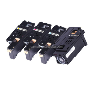 S050611-S050612-S050613-S050614-611Y-612M- 613C-614K Color Toner Cartridge Compatible for Epson C1700/C1750N/C1750W/CX17NF-20