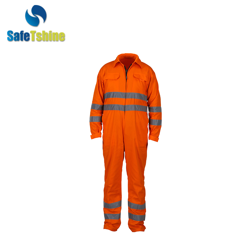 Safety wholesale flame fire retardant clothing safety coverall