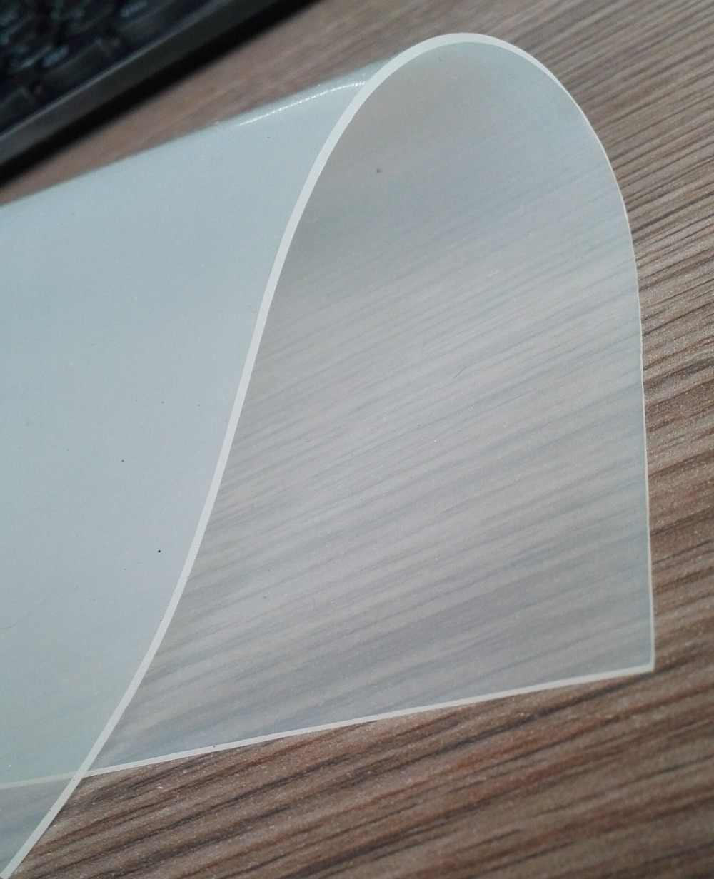 Translucent Silicone Rubber Sheet Transparent Silicone