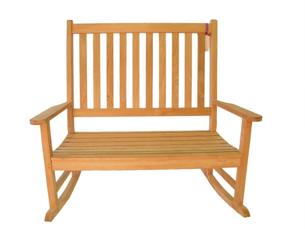 High Back Double Rocker Rocking Chair/Bench High Back Double Rocker Rocking  Chair/Bench