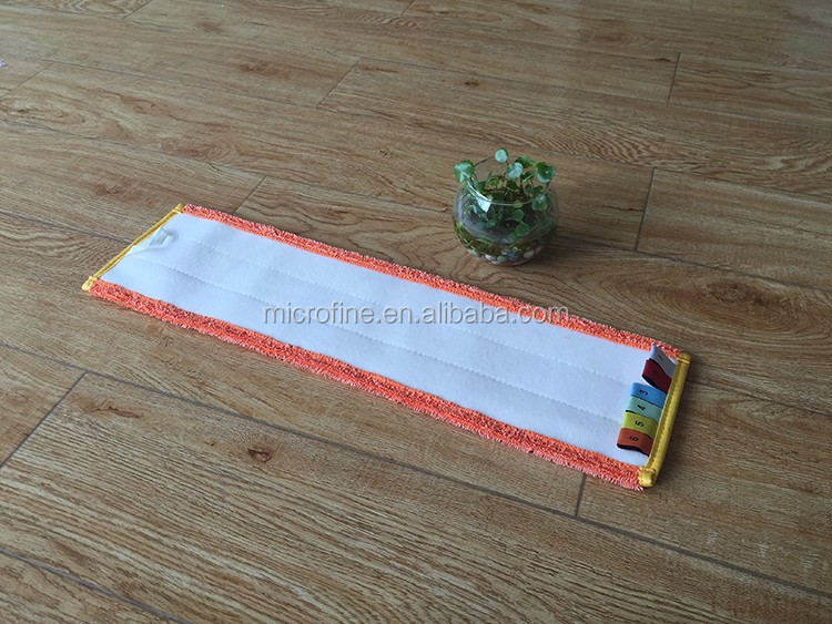 2016 Commercial Microfiber Mop Pad For Household Cleaning