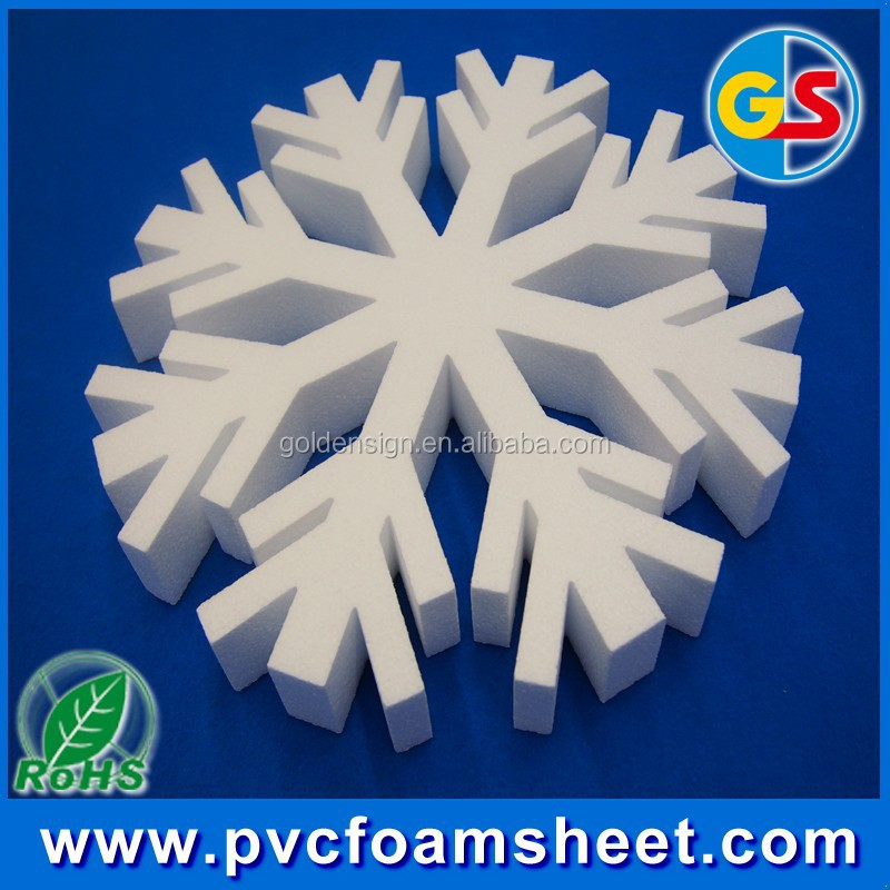 Plastic pvc hard board