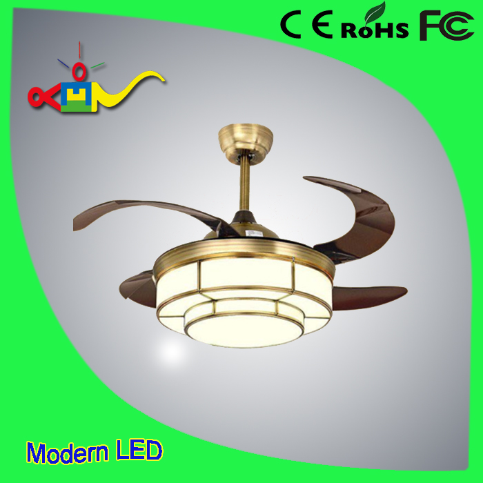 42 inch Mediterranean Style cheap price ceiling fan lamp