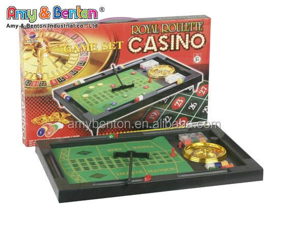 Hobby roulette