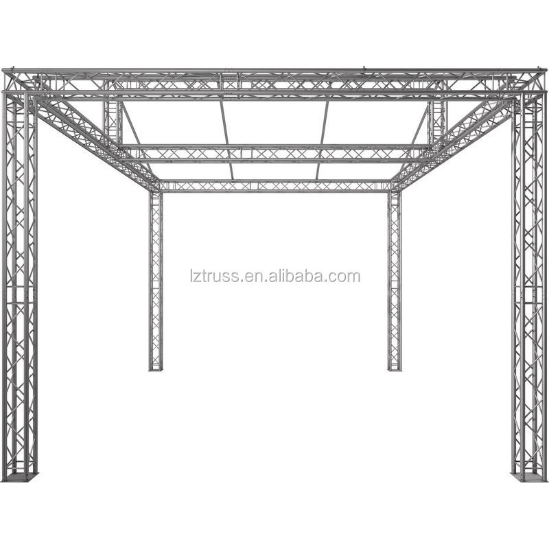 Sound And Light Truss System Roof Dj Turss Aluminum