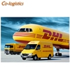 TNT, FEDEX, UPS, DHL express freight rates from China to USA