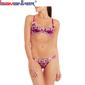 4d628126c253 High Quality Beautiful Girls Micro Bra Panty Set - Buy High Quality ...