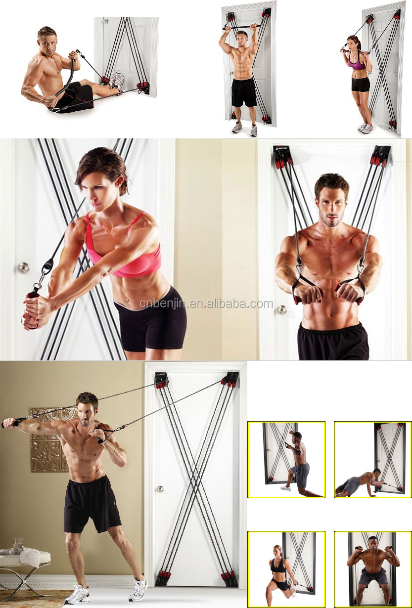Total Arm Workout With Resistance Band At Home