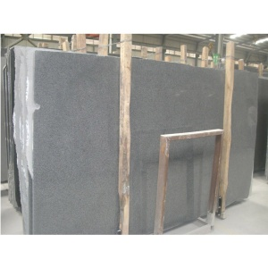 Newstar padding dark granite black thin veneer sheets cheap price m2 flooring tiles in kerala