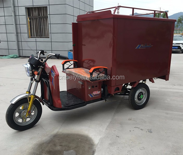 Dayang best new factory price electric rickshaw adults tricycle for sale in South Africa
